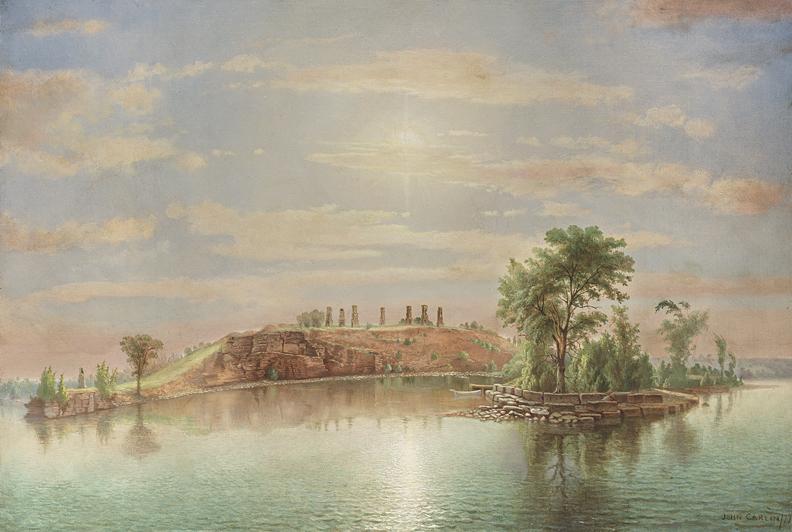 carlin-oldfortcarletonisland