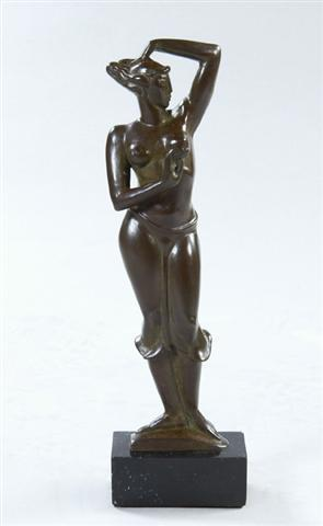 dancinggirl1947bronze13inhigheditionof124cast