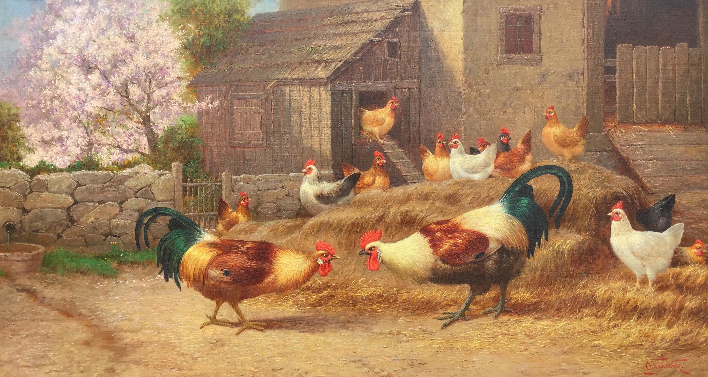 farsky-barnyardconversation-cropped