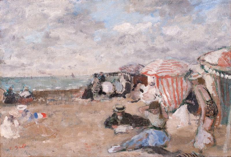 gall_day_at_the_beach_unframedartnet