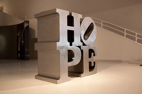 robert_indiana_hope_brushed_stainless
