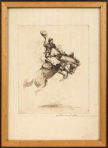Borein-Little Bucking Horse