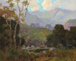 wachtel after rain topanga canyon