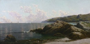 Bricher, Coastal Landscape