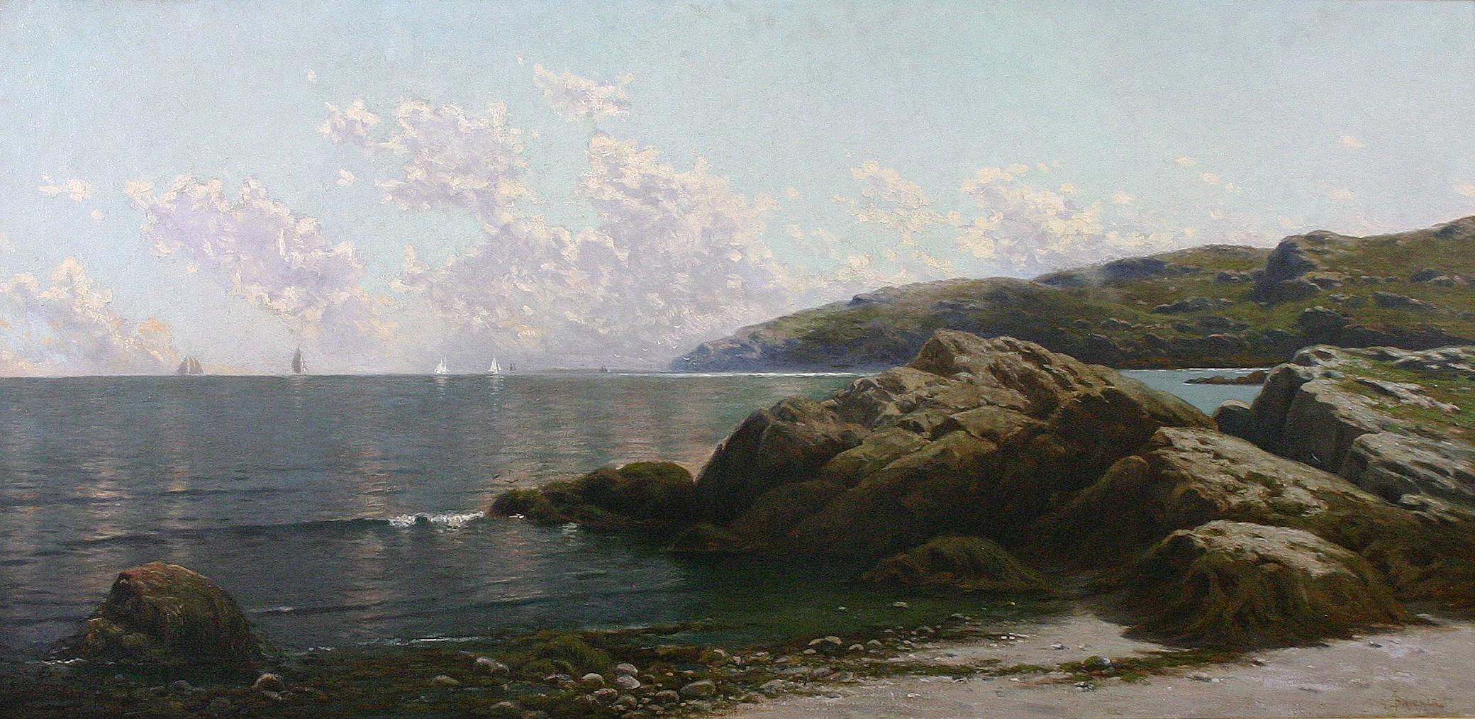 Bricher, Coastal Landscape