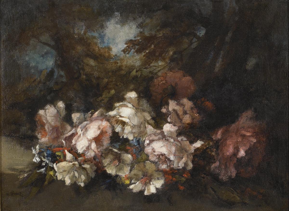 Diaz-flowers_woodland_glade96