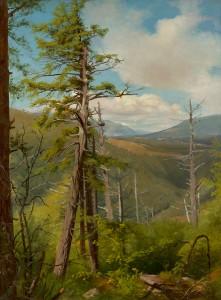 McEntee-Hemlock, Kaaterskill Clove