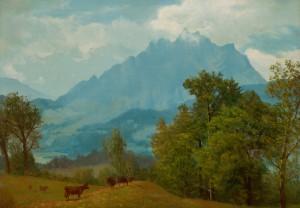 bierstadt-mountpilatusabovelakelucerne