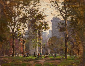 cornoyer_washington-square-new-york_unframed