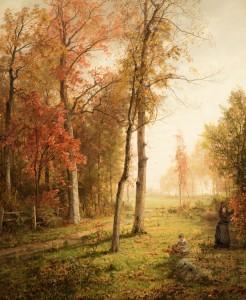 richards_gathering-leaves_unframed