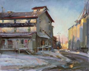 Denmark Mill 16 x 20-e