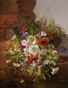 Dietrich-Floral Still Life, 1866-inhouse