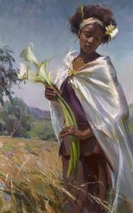 Qudija's Spring 48 x30