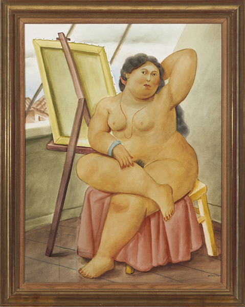 fernando_botero_the_model