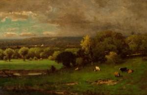 Inness-Across the Valley, ca. 1878–79-inhouse