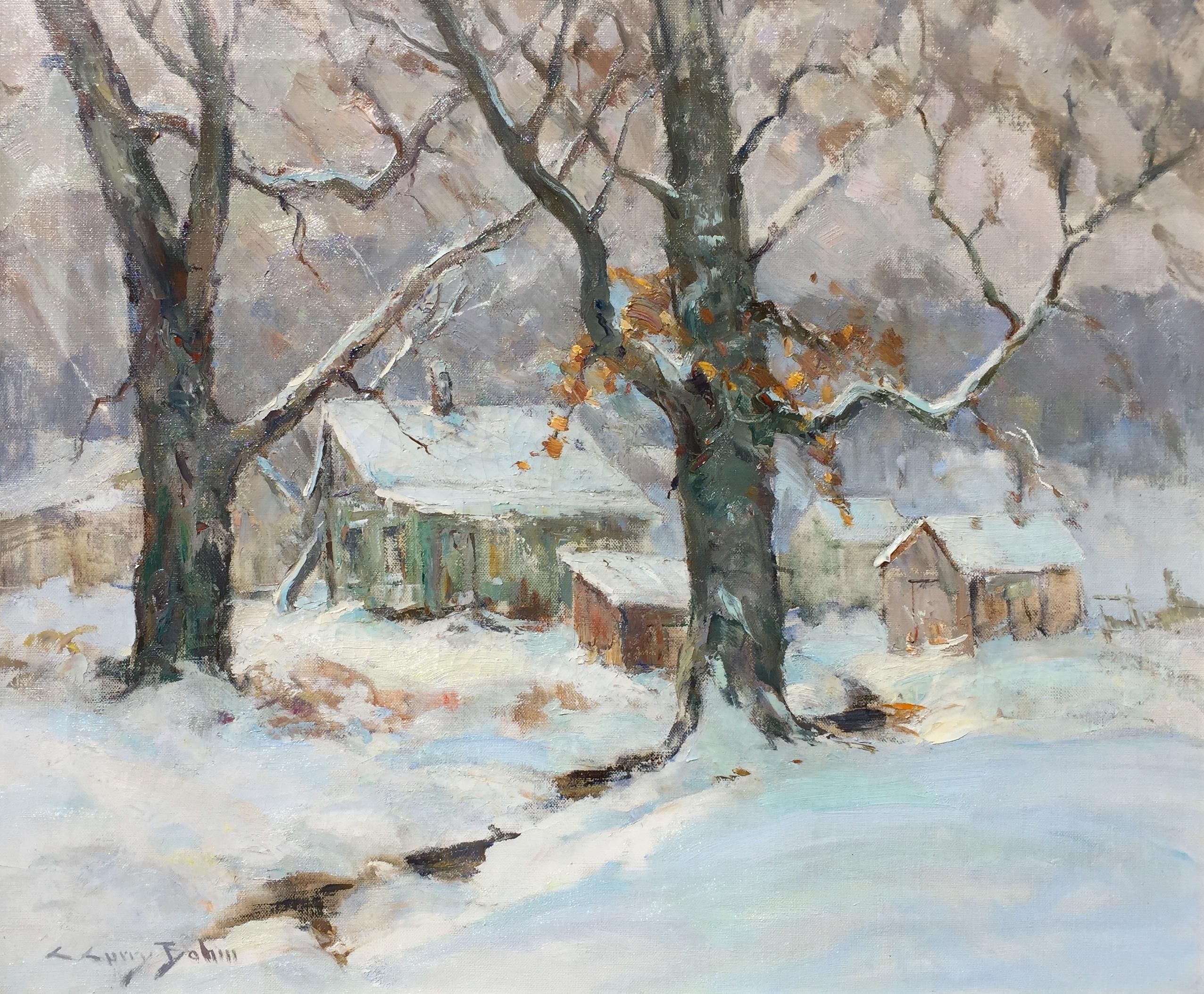 Winter in Nashville