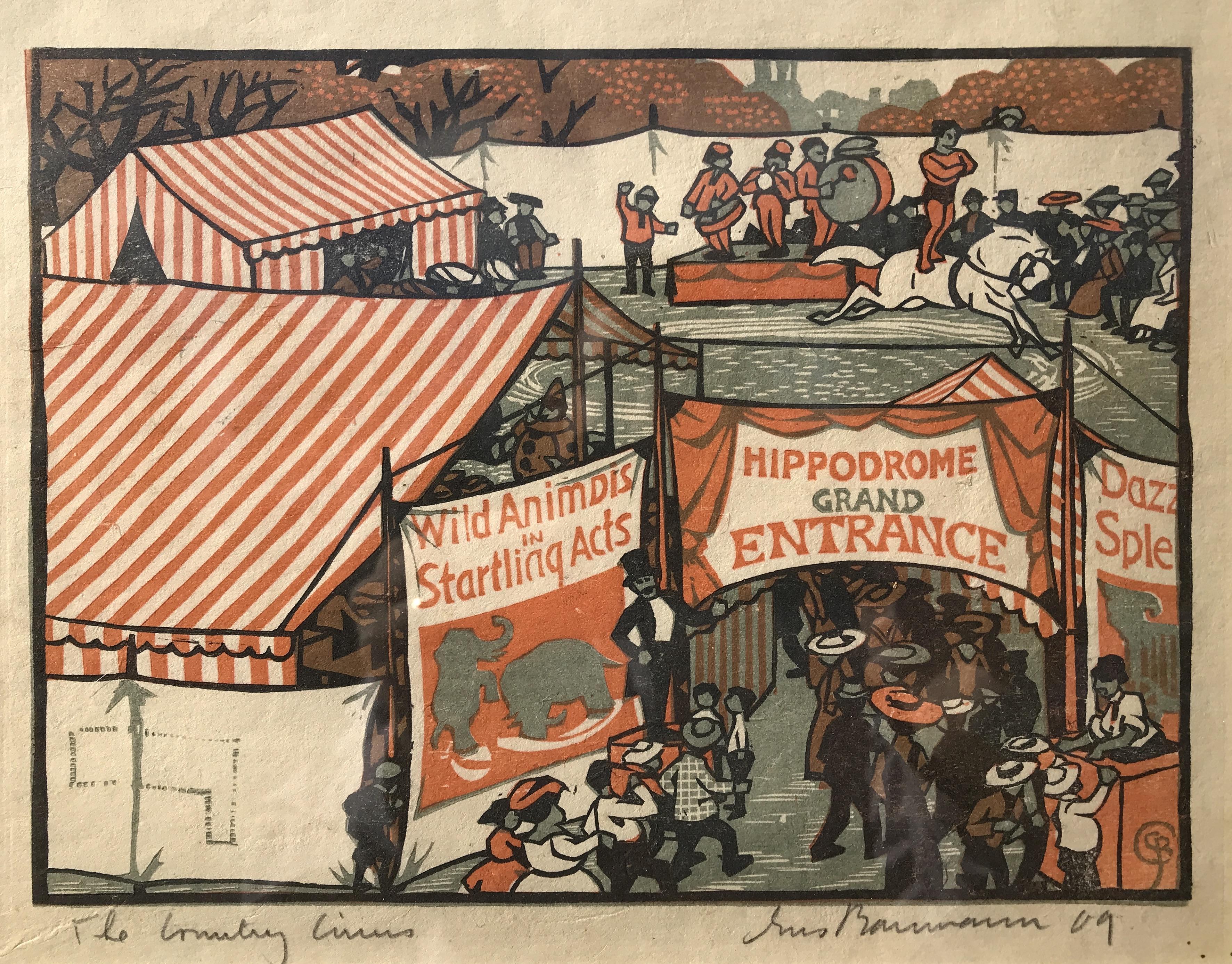 Baumann-The Country Circus-cropped2