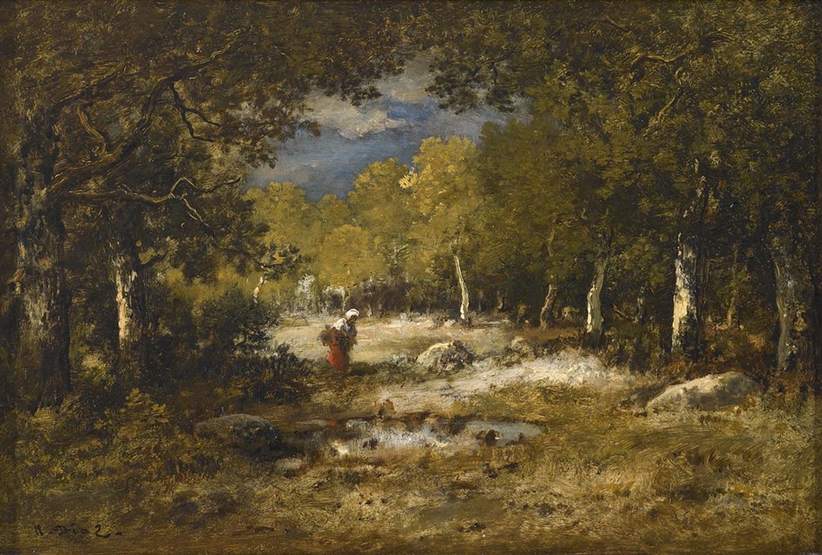 Wood gatherer (Fagotière)