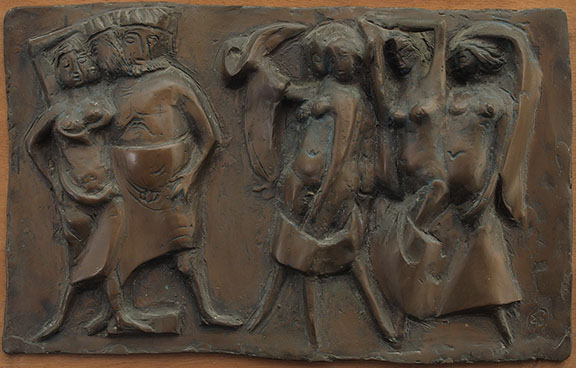 alt Untitled (Herod and Salome)