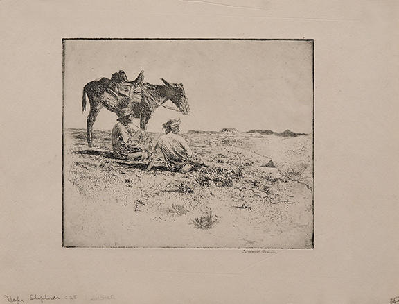 alt Hopi Boys (Hopi Shepherds) – Second State
