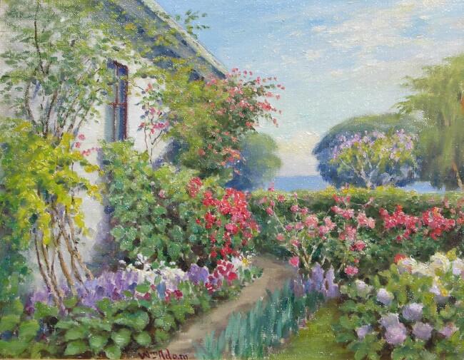 Spring Garden, Pacific Grove