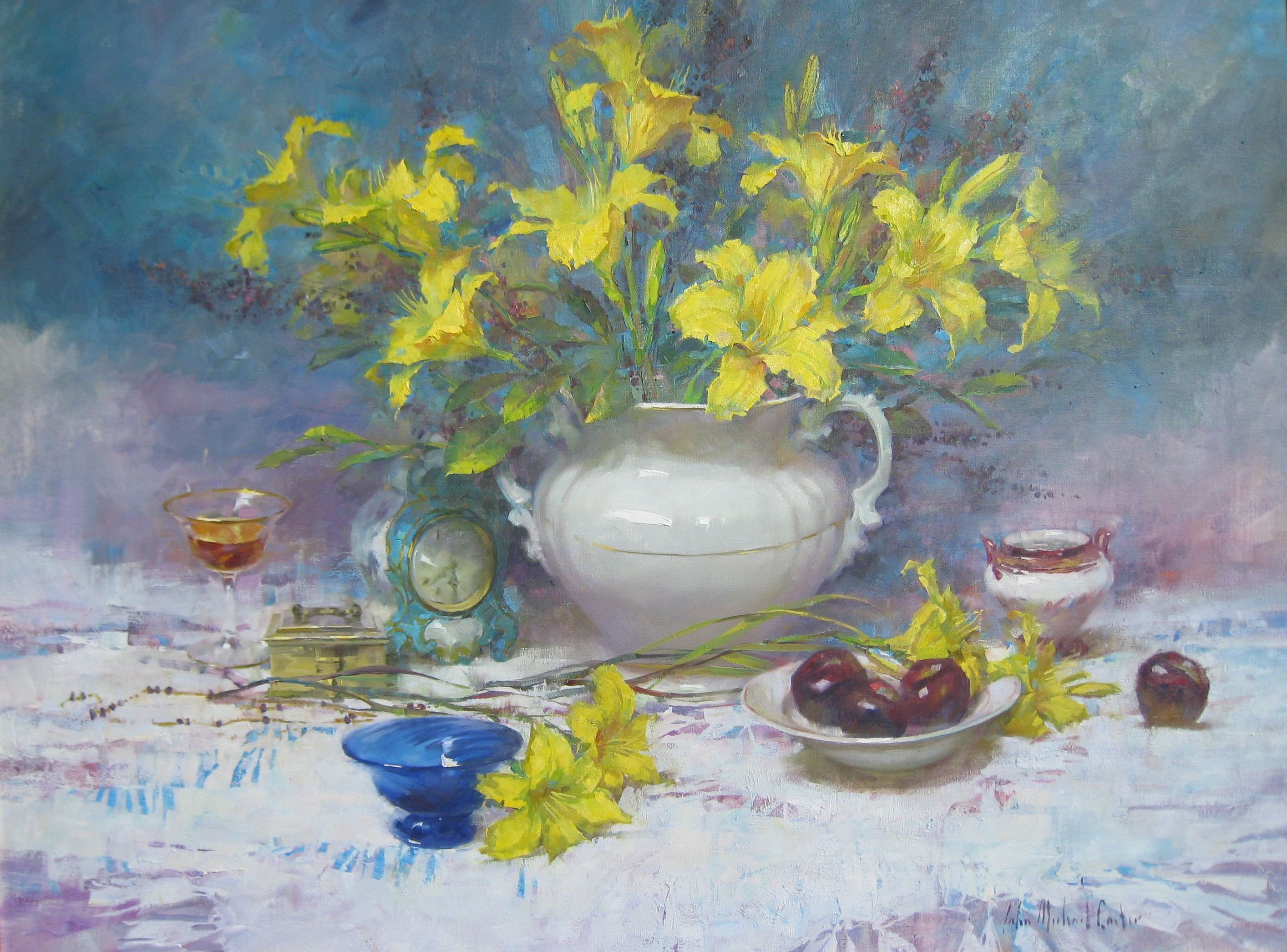 carter-yellowlilies-cropped