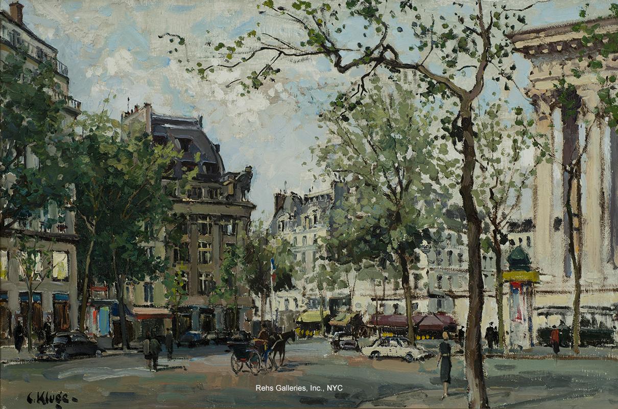 alt Boulevard de la Madeleine