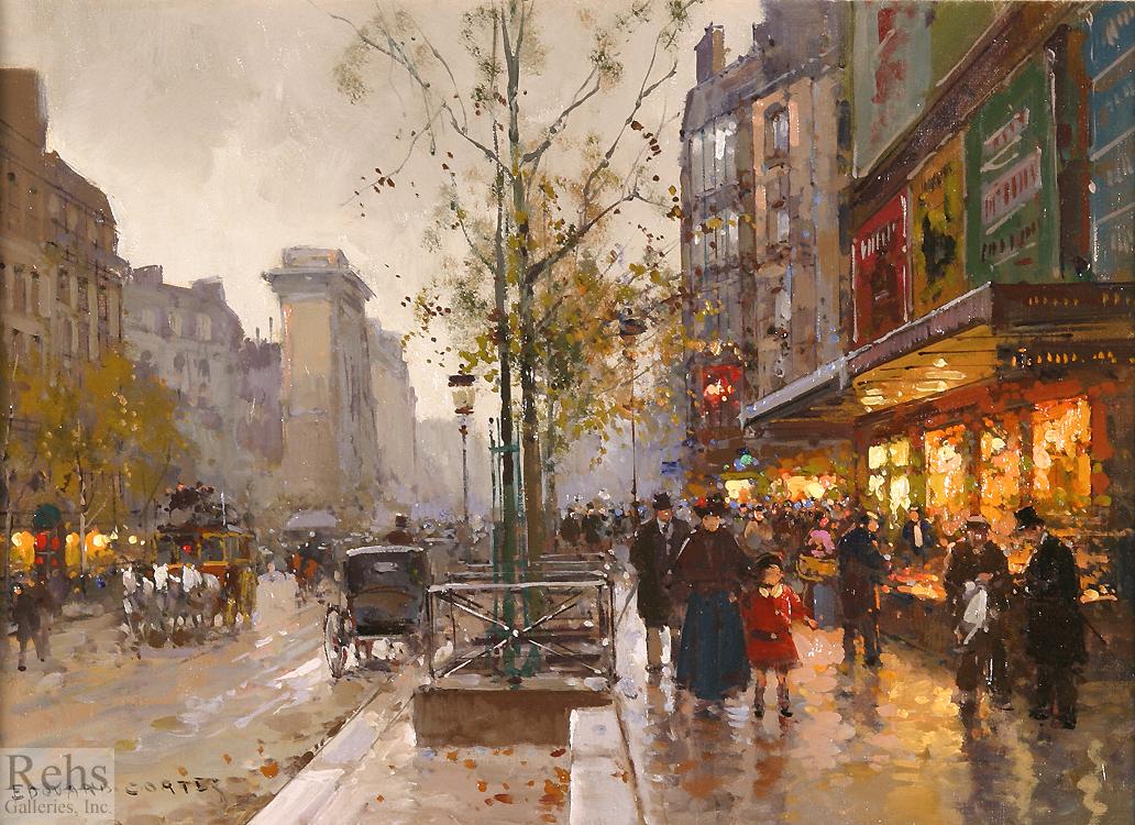alt Porte St. Denis, Paris