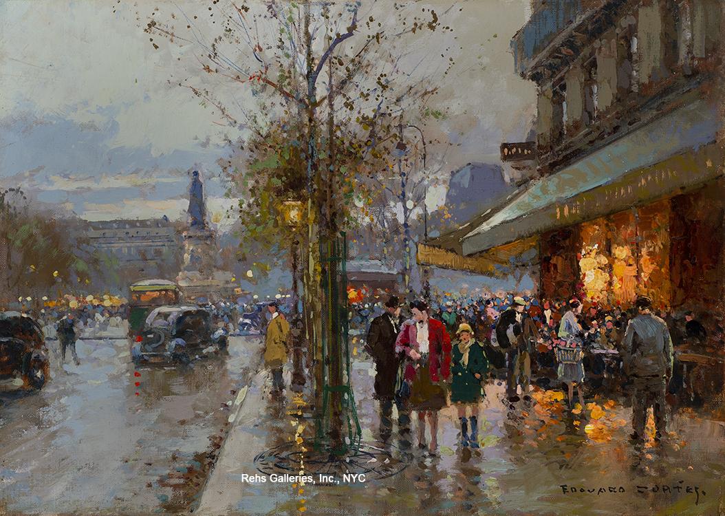 alt Rue du Temple, Paris