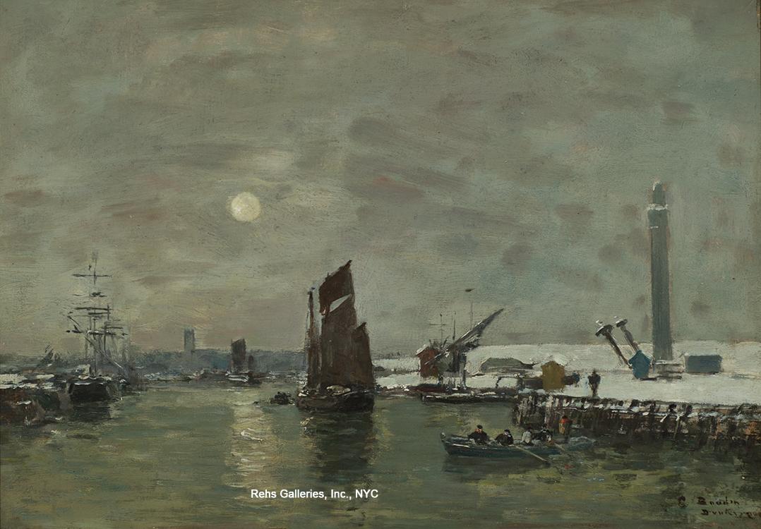 alt Dunkerque, Effet de Neige sur le Port