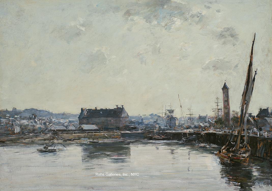 alt Le Port de Trouville