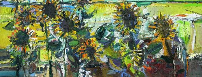 framesunflowersinthefield