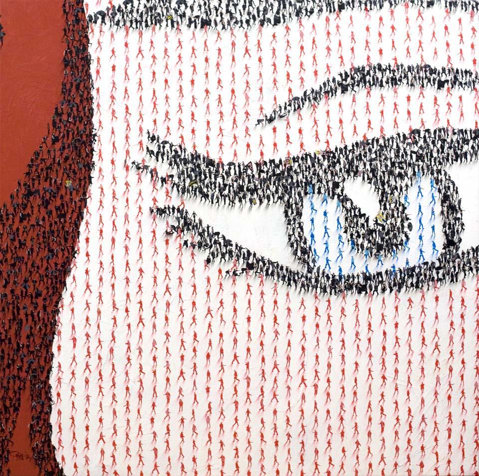 """alt Populus: Lichtenstein """"Eye"""""""