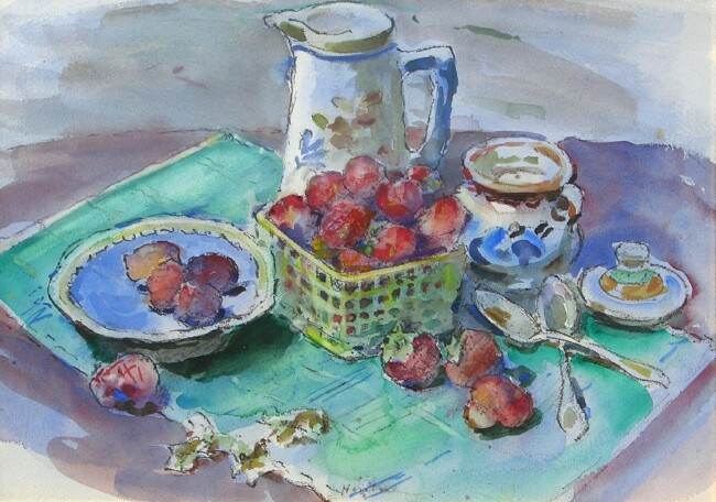 hinklestrawberries
