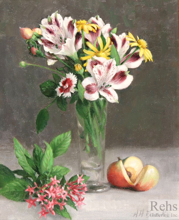 alt Flowers with a Lady Apple