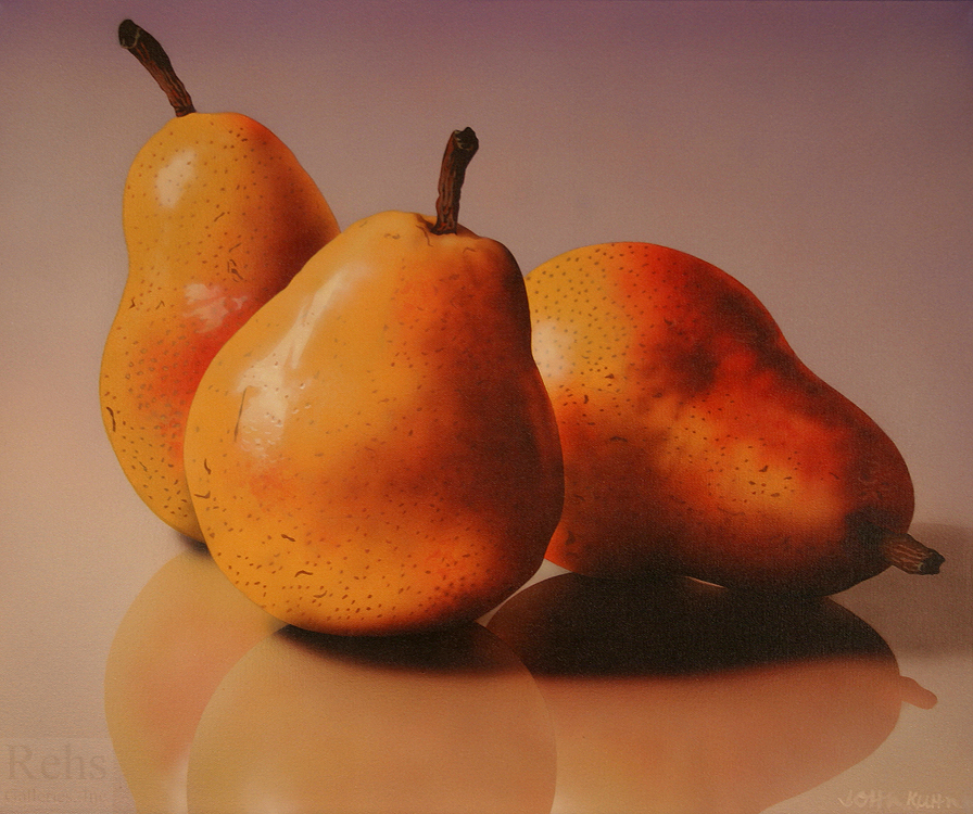 alt Three Yellow Pears