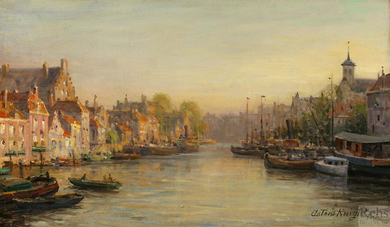 alt Le soir, Dordrecht