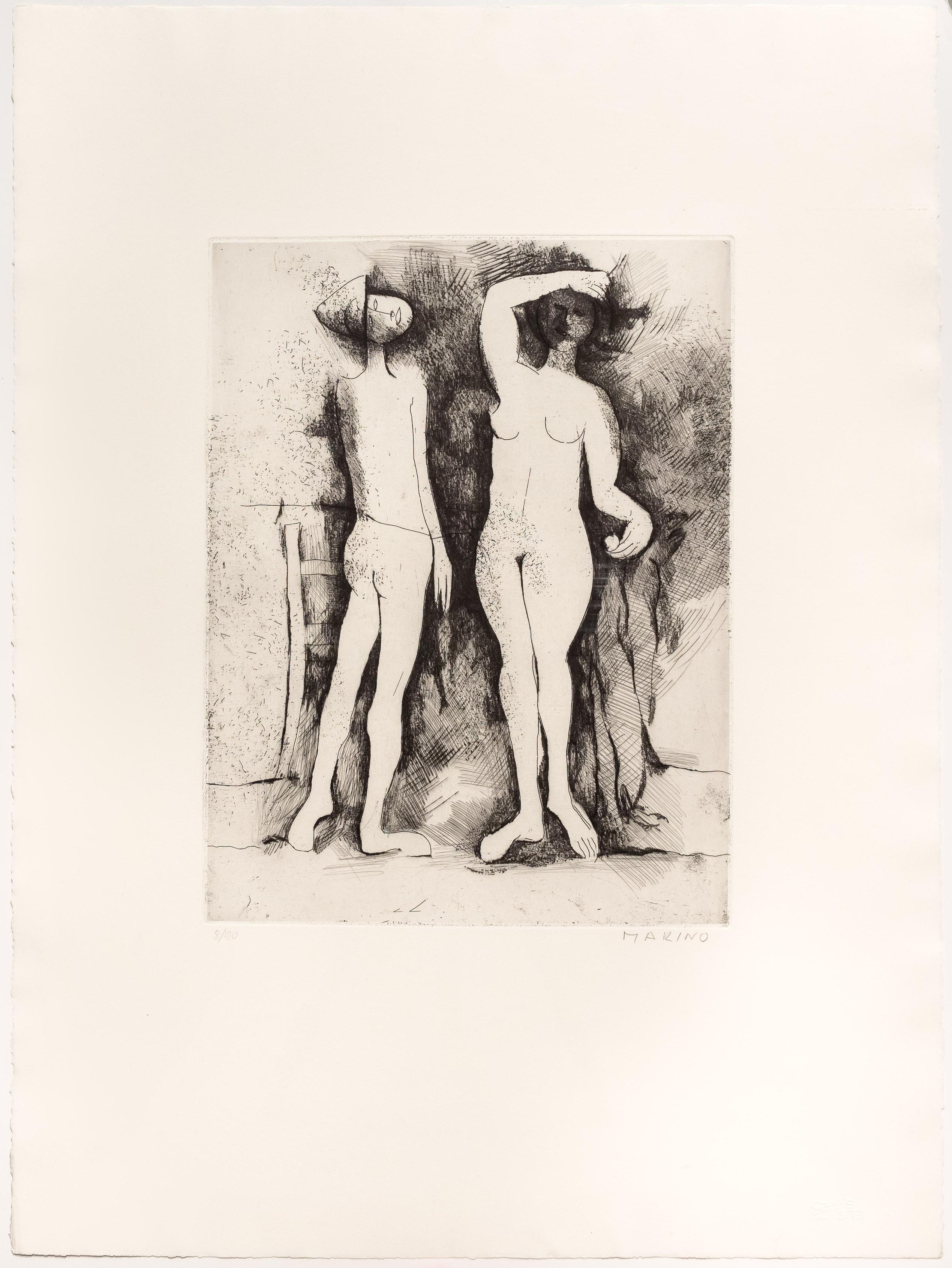 alt Incontro, from Selezione II, Plate V, 1973