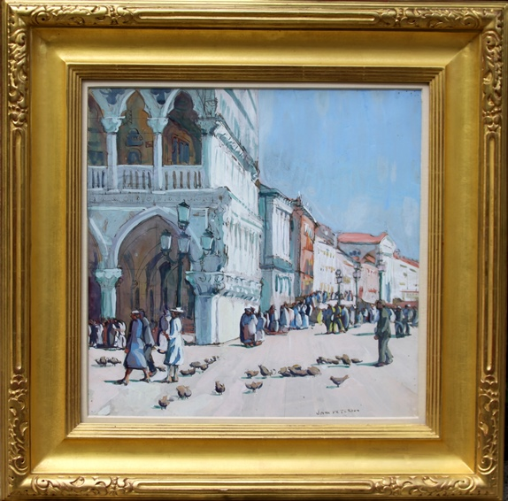 alt St. Mark's Square, Venice