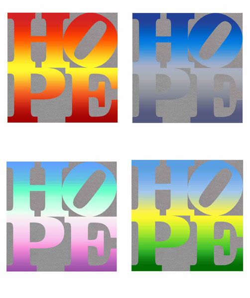 Four Seasons of HOPE (Silver)