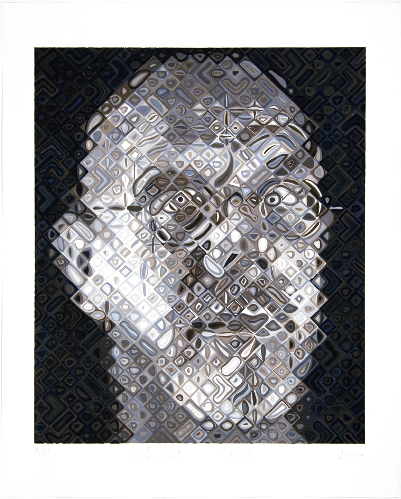 self-portrait2007woodcut