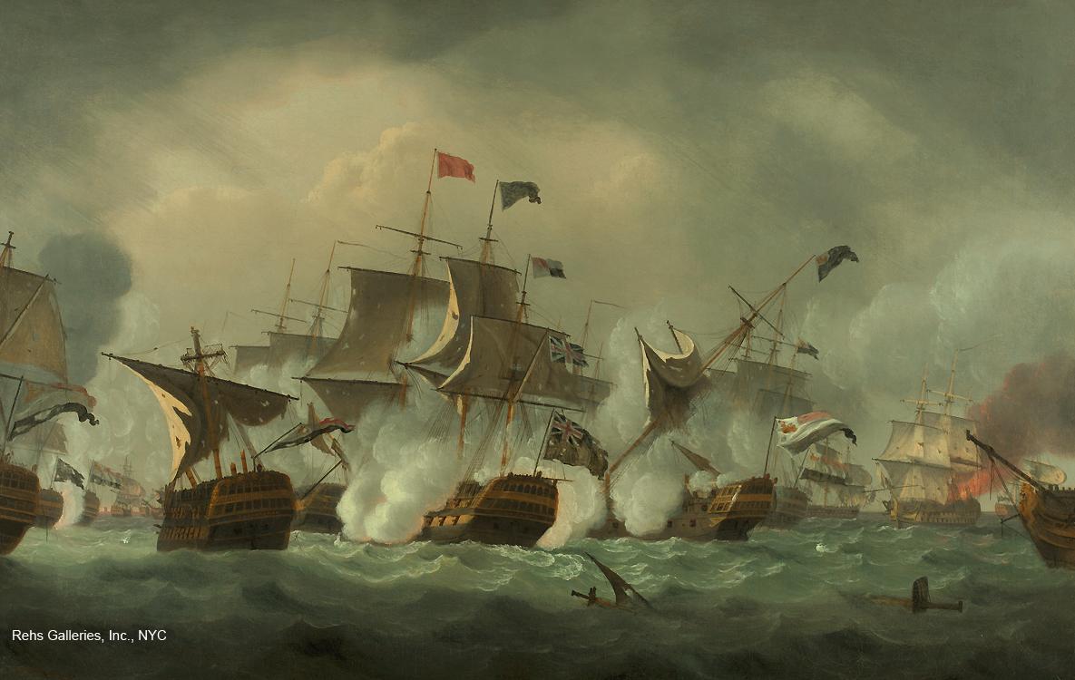 alt The Battle of Camperdown
