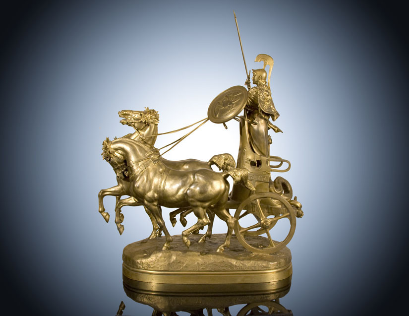 alt Chariot of Minerva (Athena)