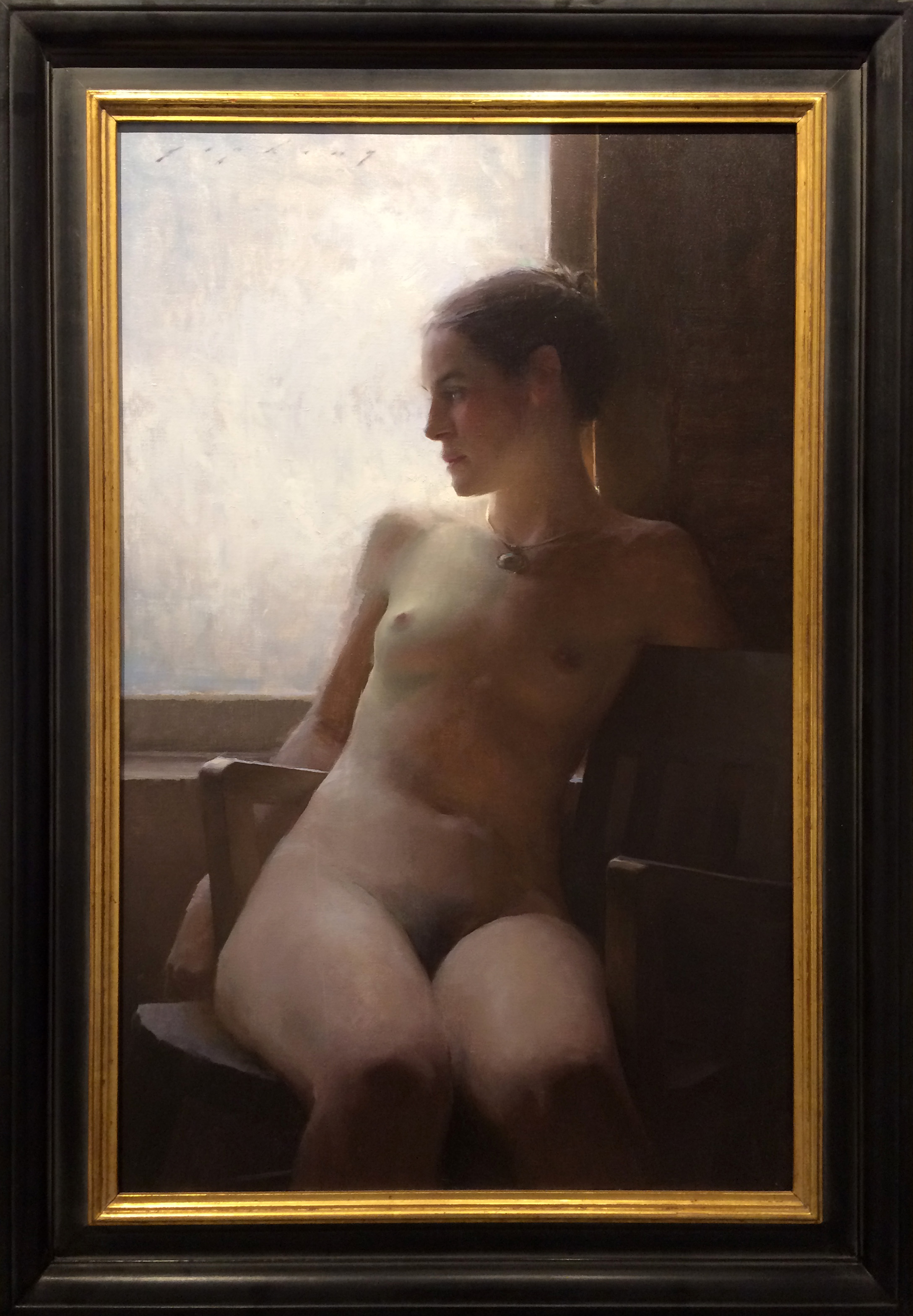 Nude by the Window