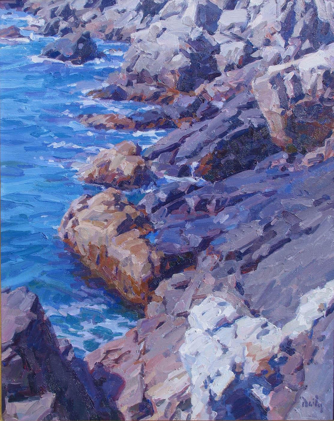Sandy Cove Rocks