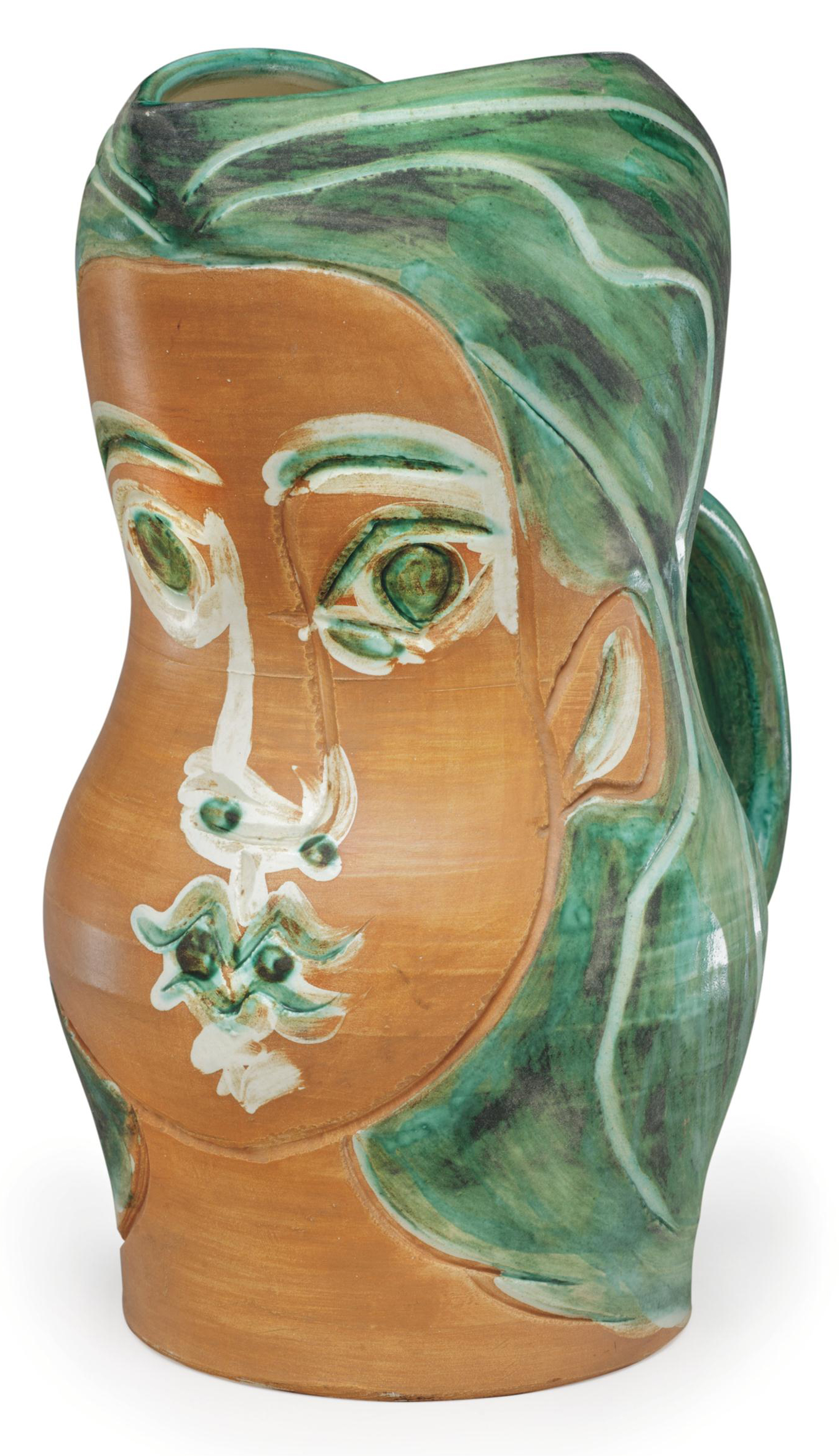 Visage de femme (Woman's face) (R 192)