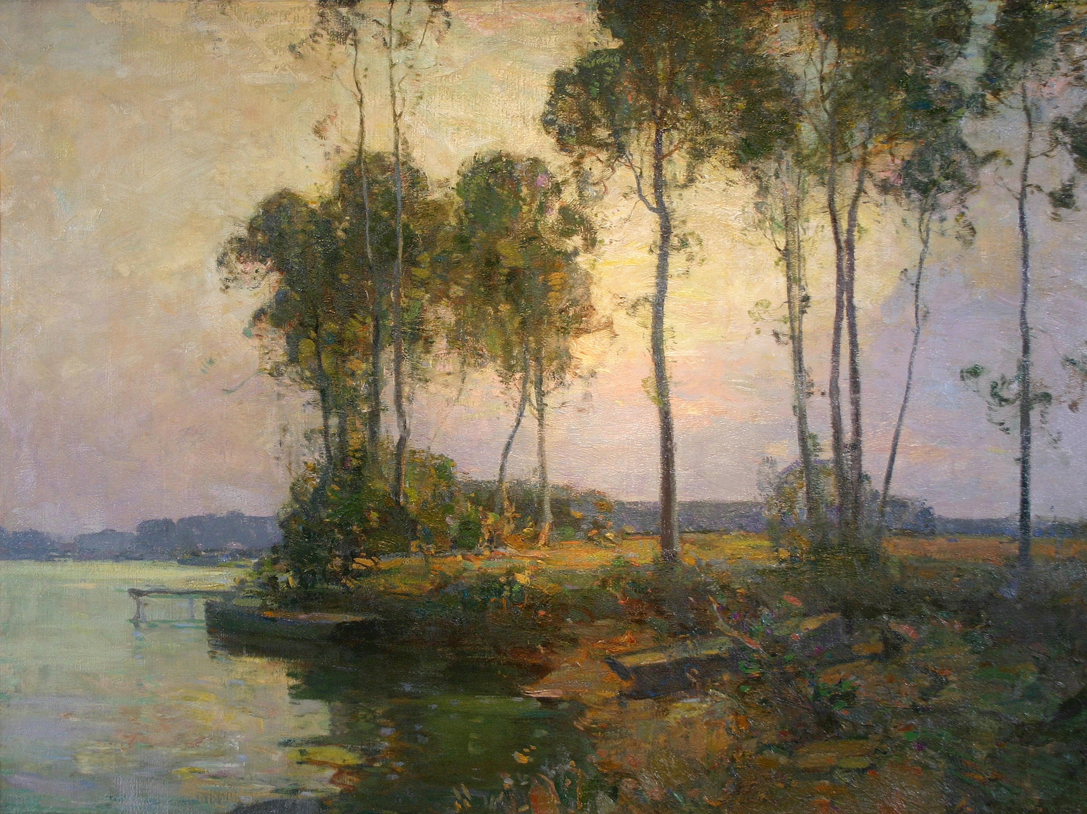 """Sentinel Trees,"" Bellwort, Long Island"