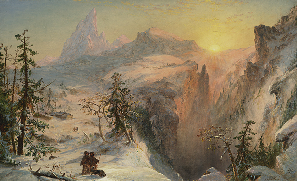 Winter, 1860