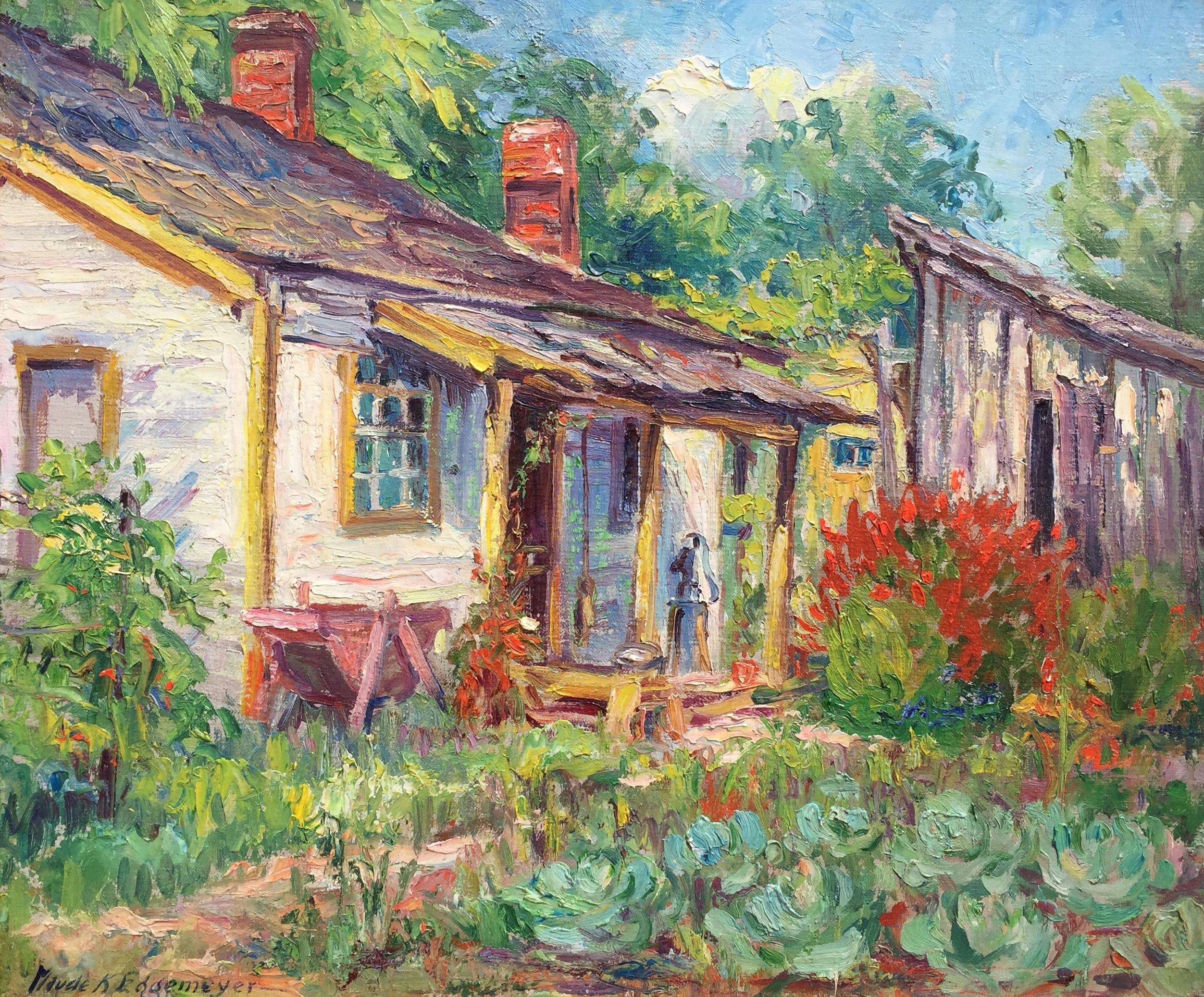 The Cabin Garden