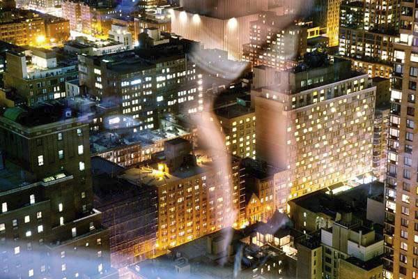 Flashing the City